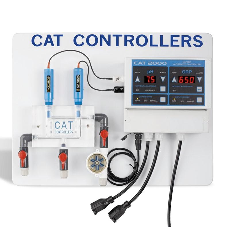 Cat 2000 Controller