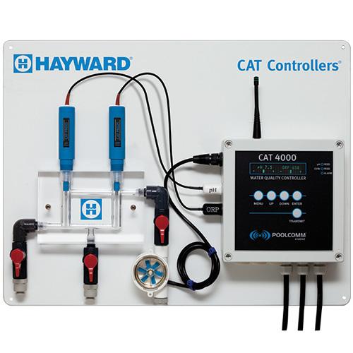 Hayward Cat 4000 Controller W Wi Fi Transceiver
