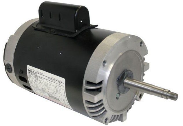 Polaris booster pump pb4 replacement motor p61 for Polaris booster pump motor replacement