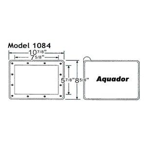 Hayward Ig 1084 Skimmer Faceplate Lid Aquador