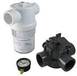 Jandy Energy Filter w/ Gauge and 2