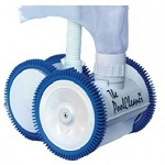 Poolvergnuegen ThePoolCleaner 4-Wheel Pressure-side Cleaner