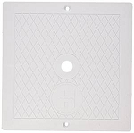 Hayward Skimmer Cover Square- White
