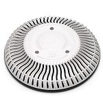 SDX Retro Hi-Flow Safety Drain Cover - Gray
