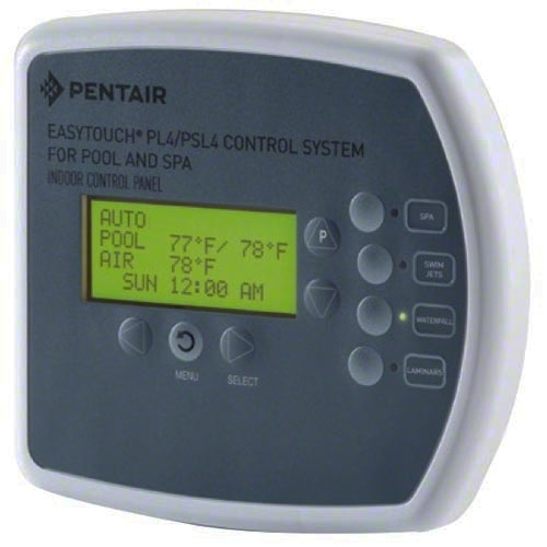 Pentair Easytouch Psl4 Pl4 Wired Indoor Remote