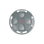 Jandy Spa Side 4-Function Remote 100' Cord (Grey)