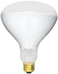 500W, 120v Pool Light Bulb, Medium Base R40FL500/HG