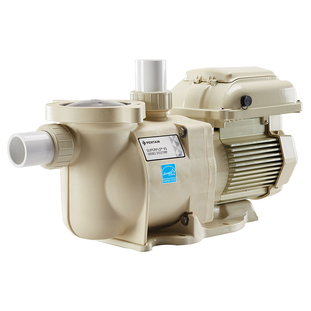 Pentair Superflo Vs Variable Speed Pool Pump 115 230v