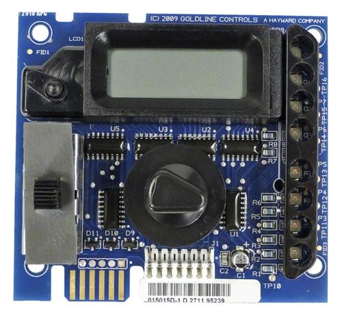 Hayward Aquarite Replacement Display Pcb Board