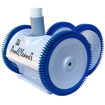 Poolvergnuegen ThePoolCleaner 4-Wheel Suction-side Cleaner