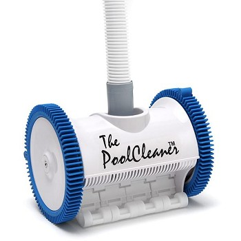 Poolvergnuegen ThePoolCleaner 2-Wheel Suction-side Cleaner