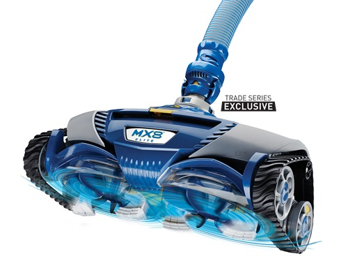 Zodiac Mx8 Elite Suction Side Pool Cleaner