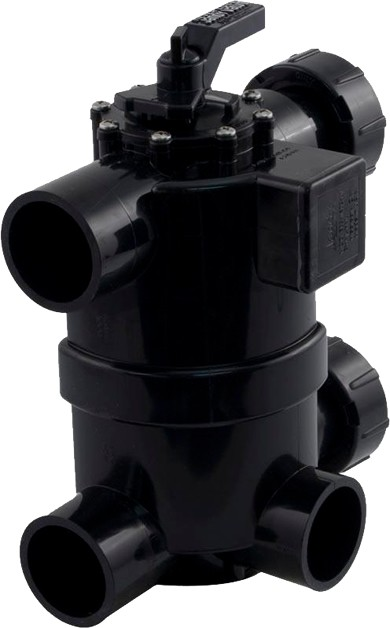 Jandy 2 In 1 Backwash Valve W Unions