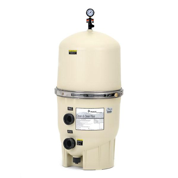 Pentair Clean Amp Clear Plus 520 Sq Ft Cartridge Filter