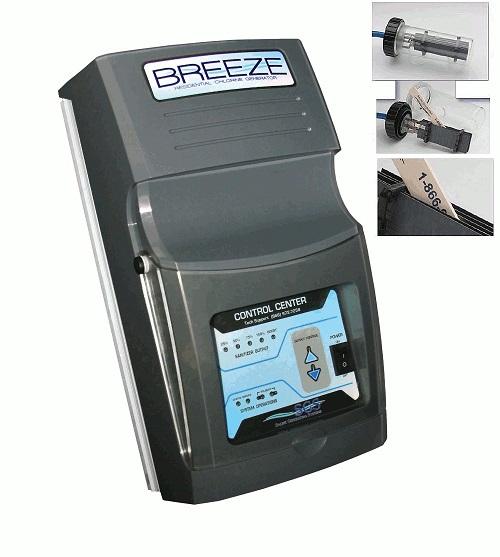 Saline Generating Systems Breeze 760 Salt System For 60k Gal