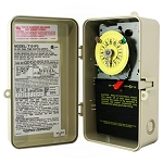 Intermatic Time Switch in Plastic Enclosure 110v, SPST