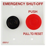 Pentair ESO2 Shut-Off Switch w/ Alarm