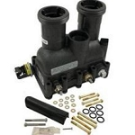 02 - Manifold Kit 400NA, 400LP (Includes 3-14,21 and Items 7-9 in electrical)