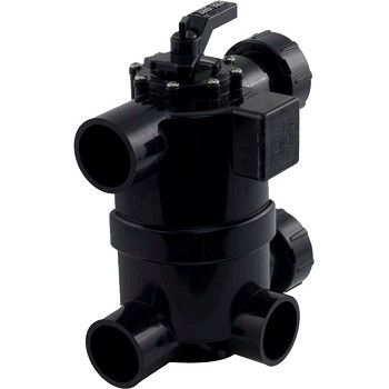 Jandy 2-in-1 Backwash Valve w/Unions
