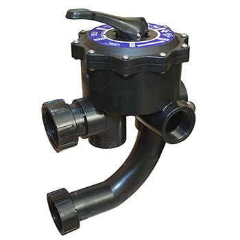"Jandy 2"" Side Mount Multiport Valve"
