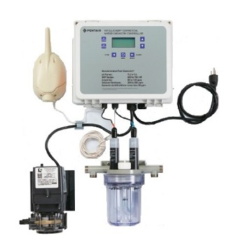 Pentair IntelliChem Commercial System - 1 Pump