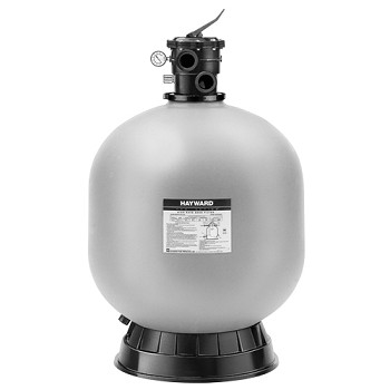 "Hayward Pro 22"" Top Mt. Sand Filter with 1.5"" 6 Position Valve"