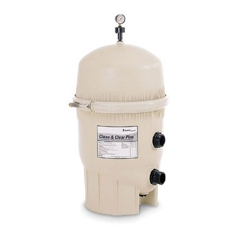Pentair FNS PLUS, 36 Sq. Ft. D.E. Filter Less Valve