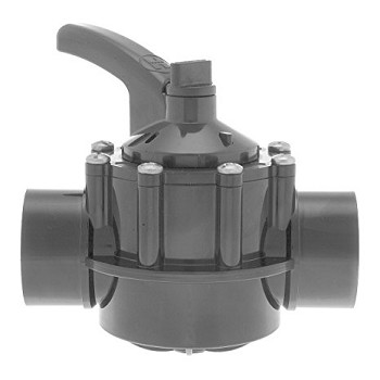 "Hayward 2-Port 1.5""-2"" CPVC Diverter Valve"