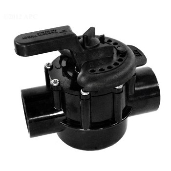 "Pentair 2-way 2"" x 2-1/2"" CPVC Valve"